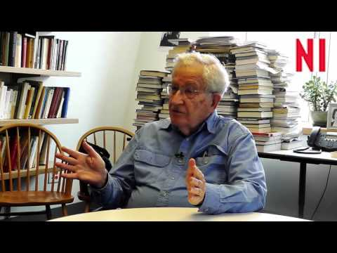 Noam Chomsky on the economic war on Latin America