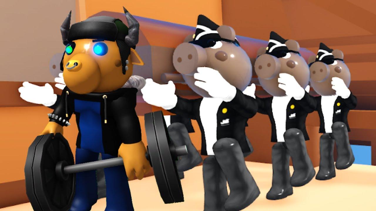Piggy Roblox Coffin Dance Meme Compilation 39