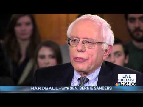 Bernie Sanders on National Security: ISIS, 9/11, Gitmo, Iraq war, Afghanistan, Syria