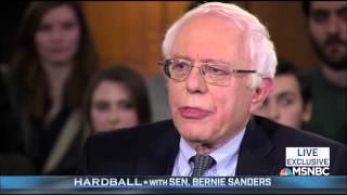 Bernie Sanders on National Security: ISIS, 9/11, Gitmo, Iraq war, Afghanistan, Syria