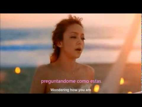 Let me let you go - Namie (Sub Español)