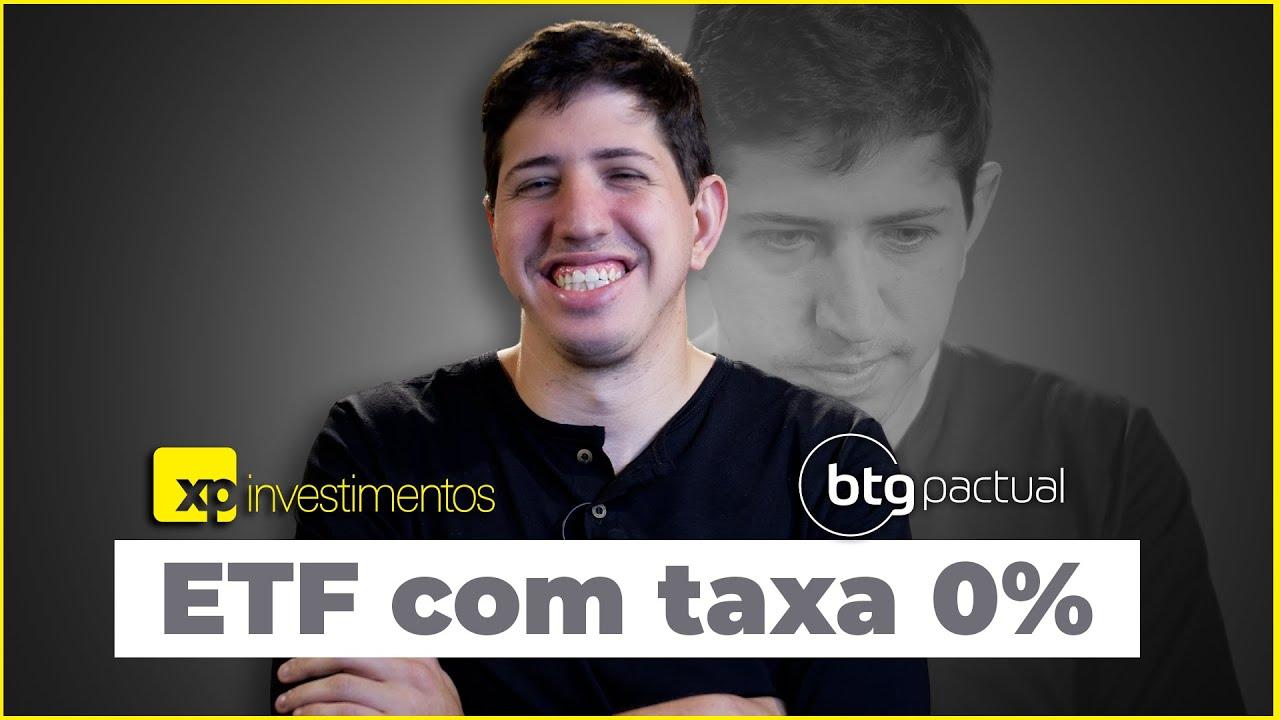 A verdade sobre o ETF com taxa ZERO da XP