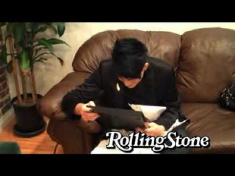 Adam Lambert Reacts To His Rolling Stone Cover: OMFG Mp3