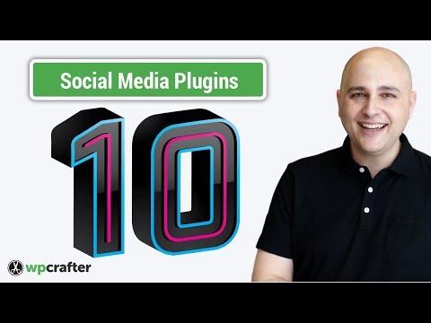 Facebook social plugins for wordpress
