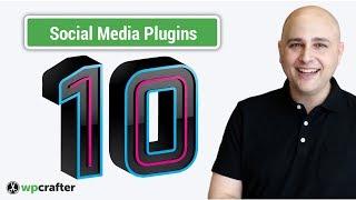 10 Social Media WordPress Plugins & Services To Grow Your Social Media Shares & Followers