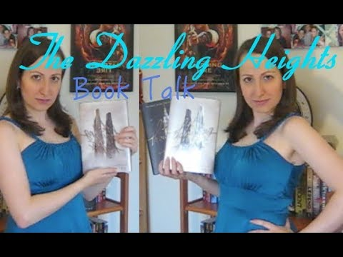 The Dazzling Heights Book Talk Youtube