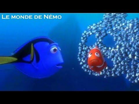 Le monde de Némo 2003  Film réalisé par Andrew Stanton