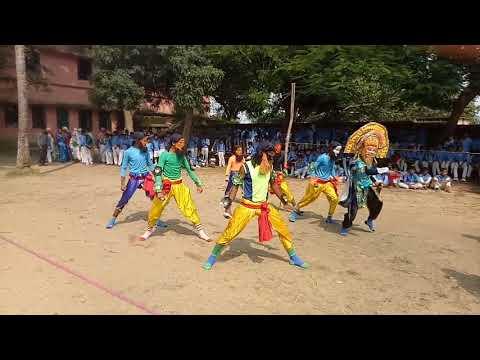 Chhau Dance by RKV School,Purulia
