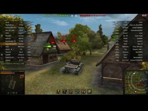 World of Tanks - Losses: Conqueror