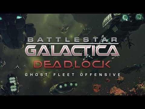 Battlestar Galactica Deadlock: Ghost Fleet Offensive DLC