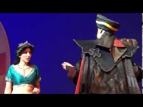 Aladdin A Musical Spectacular Complete Show - Disn