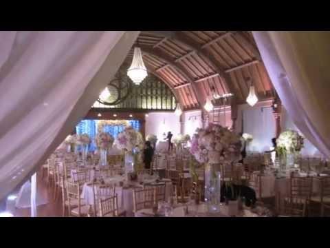 DJ + Production Setup @The Loft on Pine Wedding For 200ppl