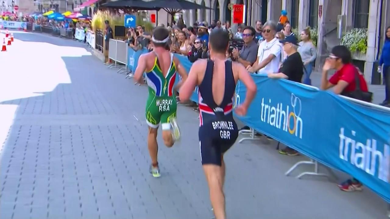triathlon wts montreal