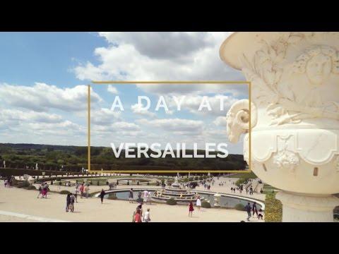 Versailles Palace tour