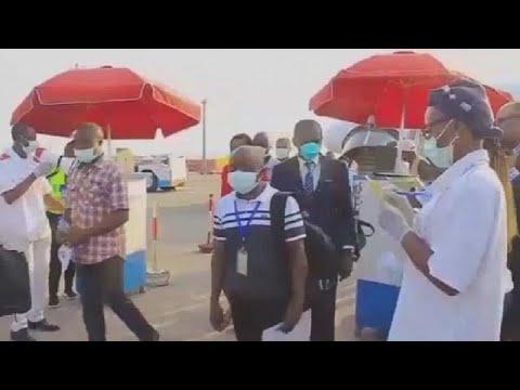Épidémie de Covid-19 en Afrique: la RDC prend ses précautions