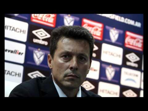 """Christian Bassedas """"Necesitamos el apoyo de todo"""" Vélez 1 - Argentinos 0 Fecha 12 METEGOL"""