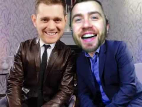 Michael Buble Scottish Christmas Duet!!!
