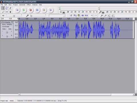 Monotone Voices/digital voice effects/etc