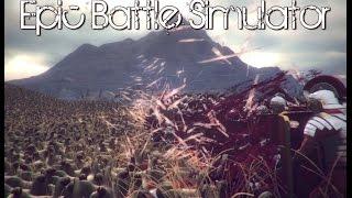 Ultimate Epic Battle Simulator - Official Trailer 1