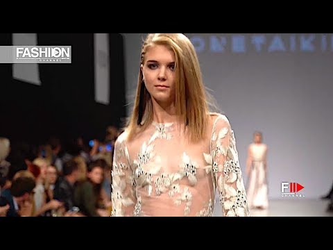 PONETAIKIN Spring Summer 2019 Ukrainian FW - Fashion Channel