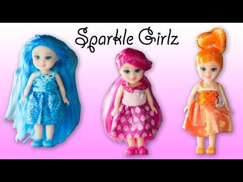 Sparkle Girlz, Sparkle Tale by Funville (Unboxing)