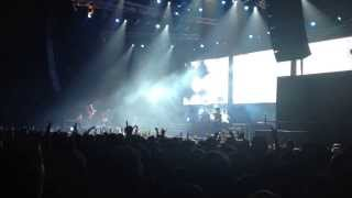 Scorpions Raised on rock/ Tease me please me (Bucharest 14.12.2013)