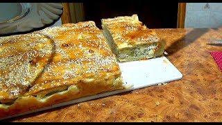 Вкуснейший мясной пирог из слоеного теста - кубите. Быстрые и простые рецепты для дома