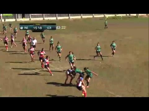 INEF-L'Hospitalet vs XV Sanse Scrum - 3ª Jornada Liga Iberdrola 2017-2018