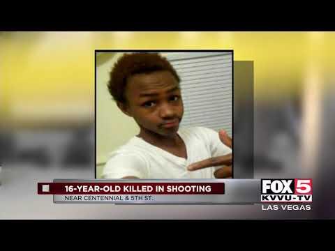 Teen dies after North Las Vegas shooting