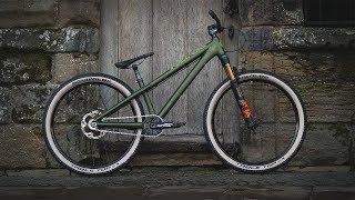 Building My Dream Dirt Jump Bike | SCOTT Voltage