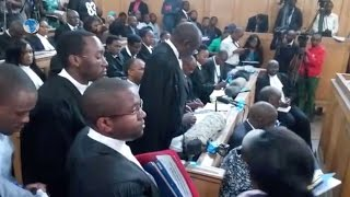 Doctors' case ongoing at the Court of Appeal