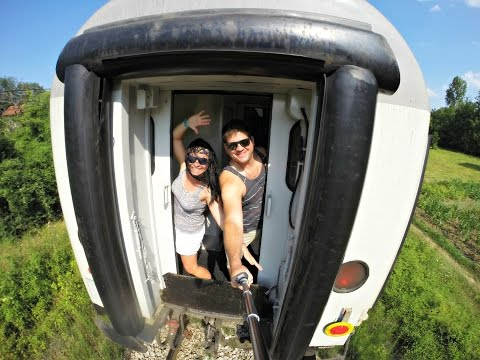 Ep. 20: What did WE get ourselves INTO? Nis, Serbia Travel Guide