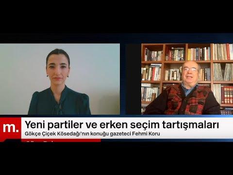 Güne Bakış: Fehmi Koru ile yeni partiler, Ahmet Saltık ile salgının Türkiye'