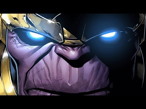 Thanos is Related to The Eternals?!