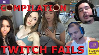 Twitch WTF Moments Compilation #1