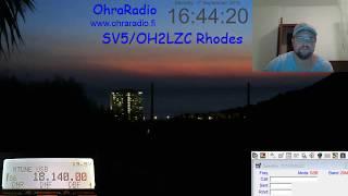 SV5/OH2LZC 17.9.2018 1622-2242 UTC