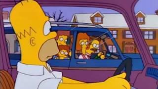 I Simpson ITA - Homer cambia religione e i Flanders cercano di riconvertirlo