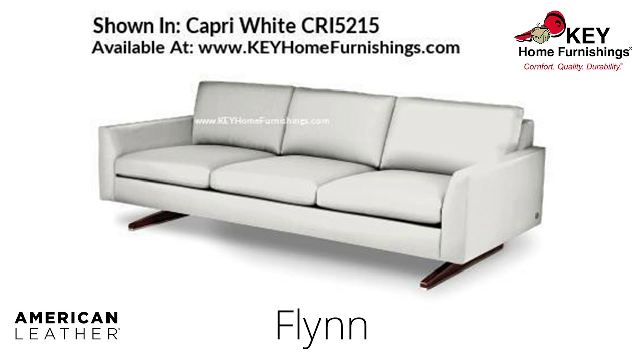 The Flynn Sofa American Leather Cover