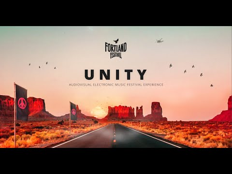 UNITY - Audiovisual Electronic Music Festival Experience - Official Trailer