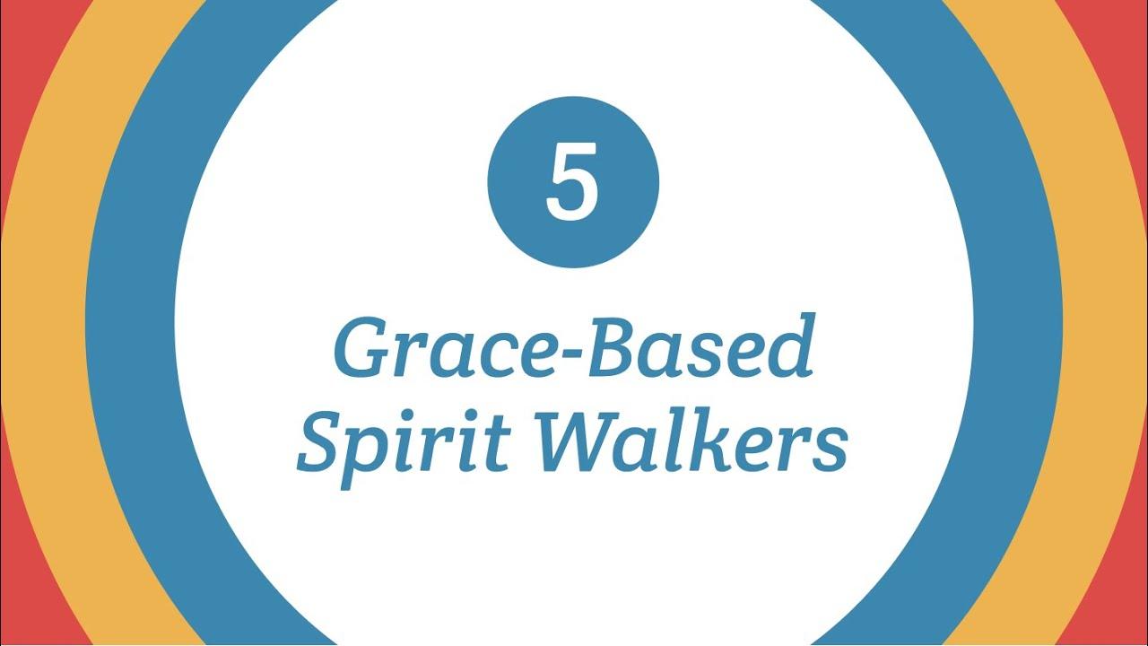 Privileged! | Grace-Based Spirit Walkers