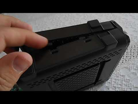 Take Apart Disassemble Disassembly Arris Motorola SurfBoard Cable Modem