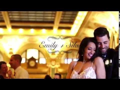 Emily & Silas Wedding