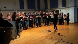 Silent Night - University of Surrey Gospel Choir [Christmas Cover]