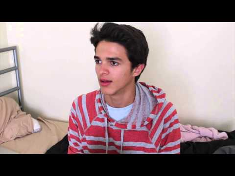 Things you do When you Have a Crush | Brent Rivera - YouTube