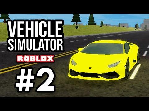 500+ MPH LAMBORGHINI - Roblox Vehicle Simulator #2