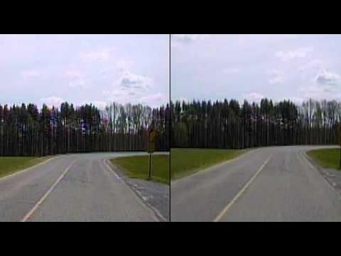Acadia demo - driving example