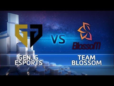 BlossoM vs Gen.G esports vod