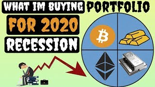 How to Prepare For 2020 Recession | My Portfolio Revealed!!!