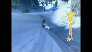 SSX Blur Nintendo Wii Gameplay - Gettin' Started