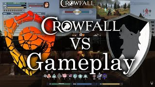 Crowfall Gameplay 30.7/ The Hunt